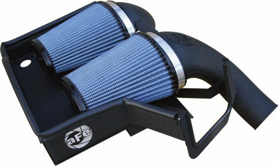 aFe Stage 2 Intake System with Pro-Dry S BMW 3-Series 335i 3.0L 07-11 - 51-11472