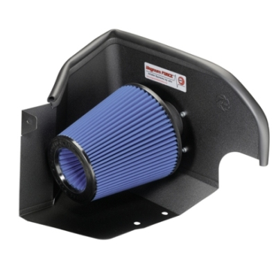 aFe Stage 1 Cold Air Intake Pro-Dry S Ford F-350 98-04 - 51-10331