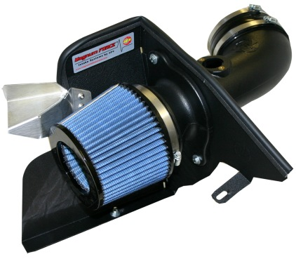aFe Stage 2 Cold Air Intake Pro-Dry S BMW E46 M3 3.2L 01-07 - 51-10462