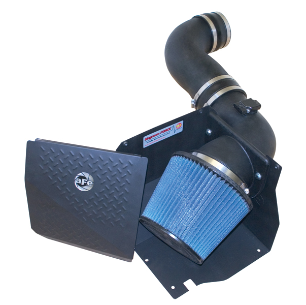 aFe Stage 2 Cold Air Intake Pro-Dry S GMC Sierra 3500 HD 6.6L V8 06-07 - 51-10882