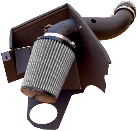 aFe Magnum FORCE Stage-2 Cold Air Intake System w/ Pro DRY S Media Dodge Charger/Challenger V6-3.5L 06-10 - 51-10922