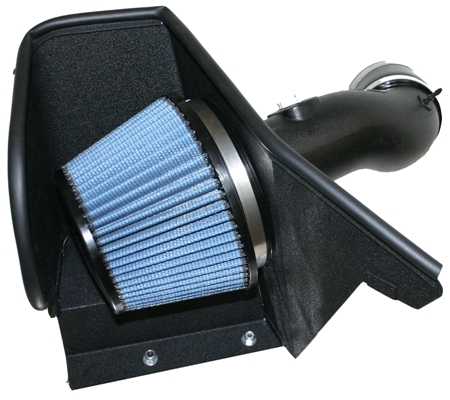 aFe Stage 2 Cold Air Intake Pro-Dry S BMW 5-Series E60 3.0L 06-09 - 51-11042