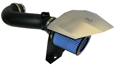 aFe Stage 2 Cold Air Intake Pro-Dry S BMW E60 550i 4.8L V8 06-09 - 51-11142