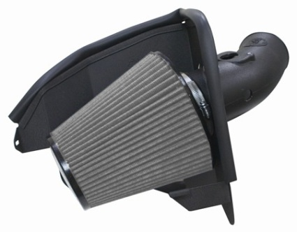 aFe Stage 2 Cold Air Intake Pro-Dry S Ford F-250/F-350/F-450 6.4L V8 08-10 - 51-11262