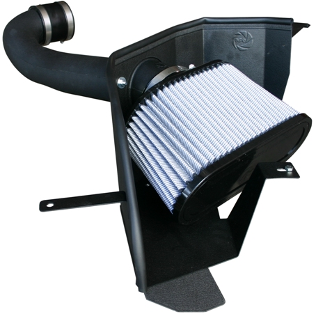 aFe Stage 2 Cold Air Intake Pro-Dry S Ford Mustang 4.0L V6 05-07 - 51-11312