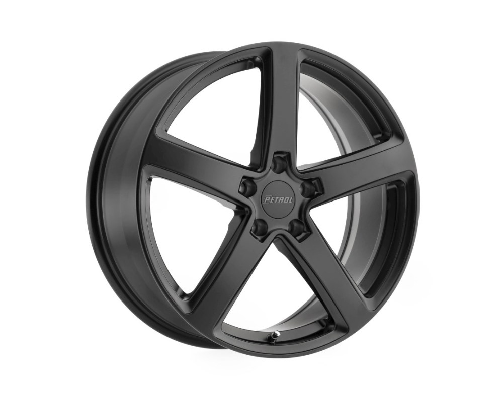 Petrol P2A Wheel 19x8 5x112 32mm Matte Black - 1980P2A325112M72
