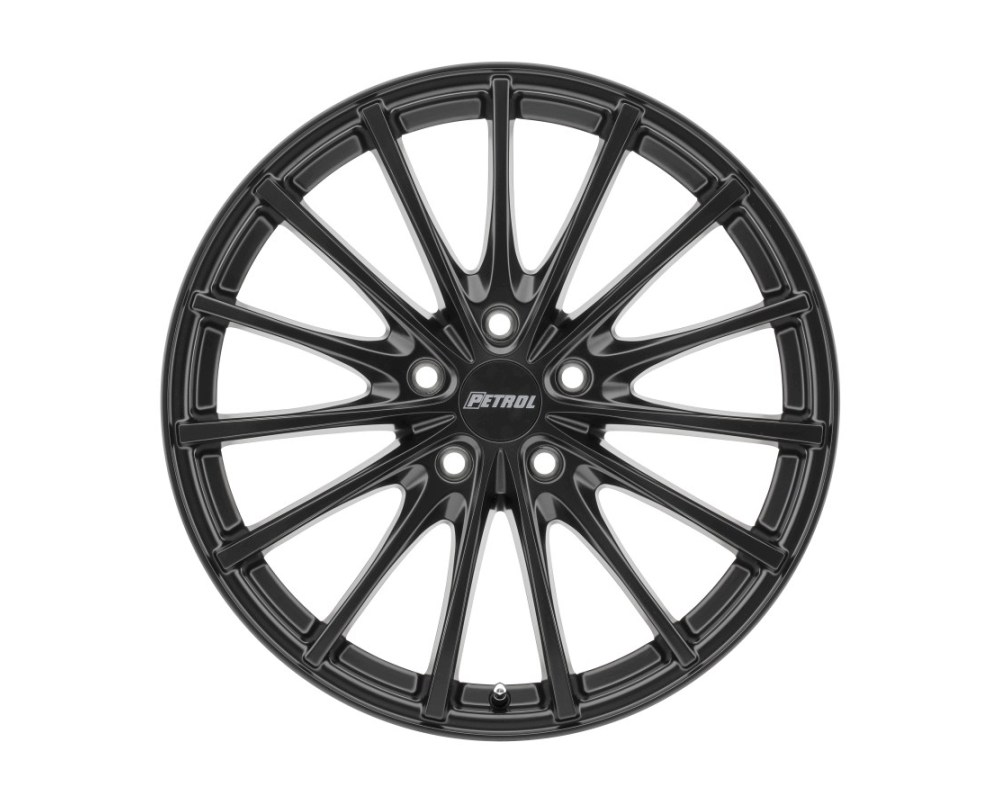 Petrol P3A Wheel 18x8 5x112 40mm Matte Black - 1880P3A405112M72