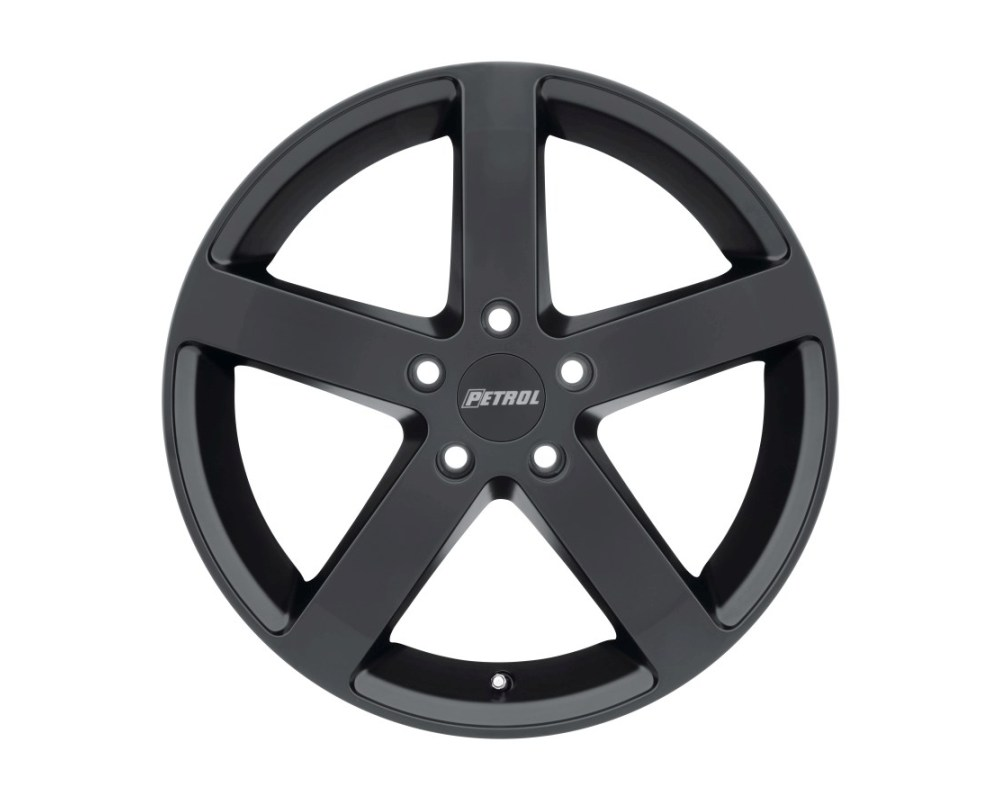Petrol P3B Wheel 17x7 5x115 38mm Matte Black - 1770P3B385115M76