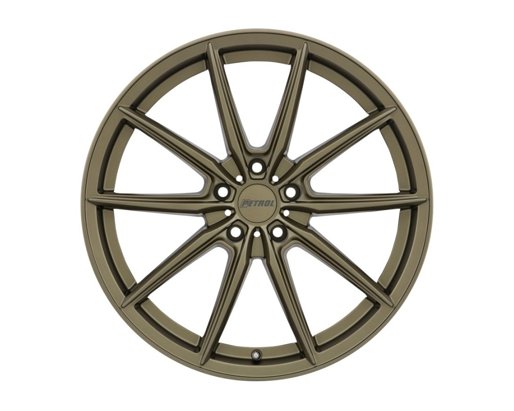Petrol P4B Wheel 19x8 5x120 35mm Matte Bronze - 1980P4B355120Z76