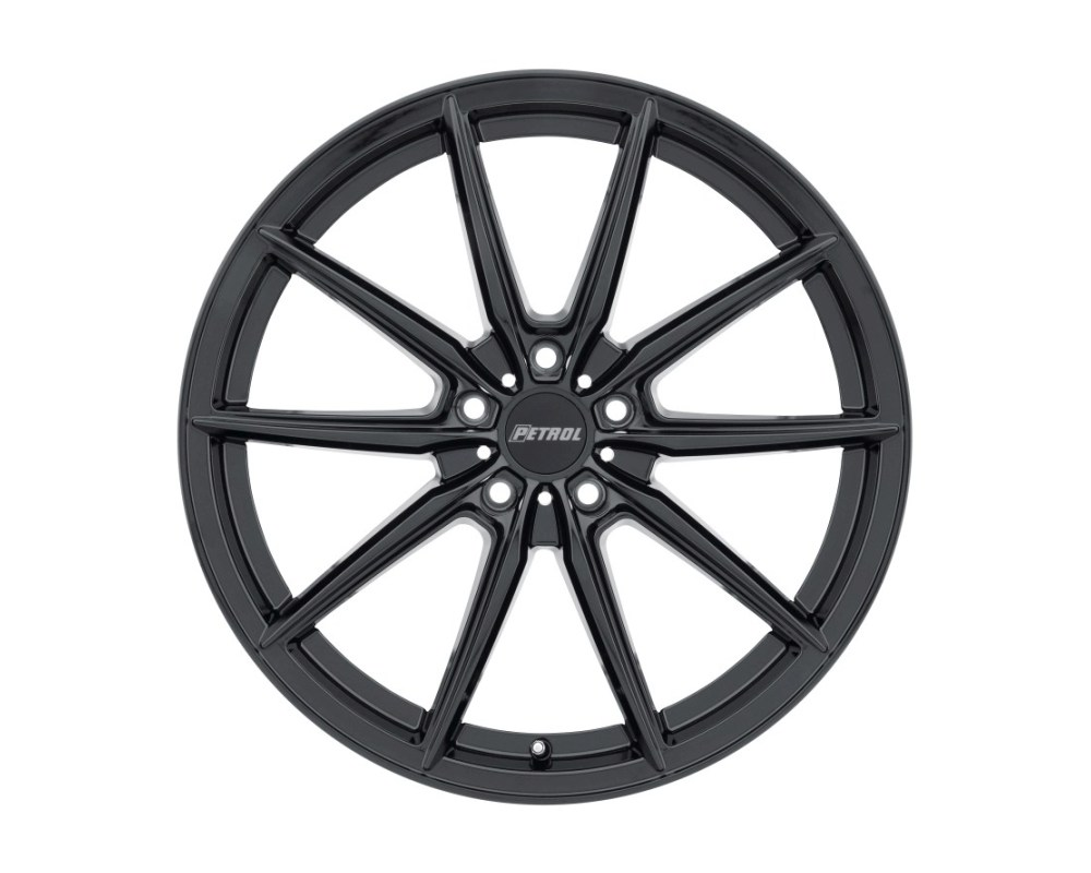 Petrol P4B Wheel 18x8 5x112 40mm Gloss Black - 1880P4B405112B72