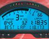 Image of AiM Sports MXL Pista Digital Dash Race Display