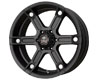 Image of American Outlaw Plank 17X8.5 5x139.7 10mm Matte Black