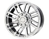 Image of American Outlaw Spur 16X8 6x114.3 -6mm Chrome