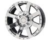 Image of American Outlaw TNT 17X8.5 5x114.3 16mm Chrome
