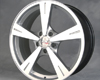 Image of ALT Wheels AT-331 Charger Wheel 18x8.0 5x100