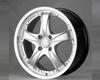 Image of ALT Wheels AT-339 Masq Wheel 17x7.0 5x100