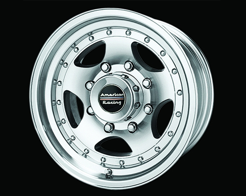 Image of American Racing AR23 Wheels 15x7 5x120.65 -6