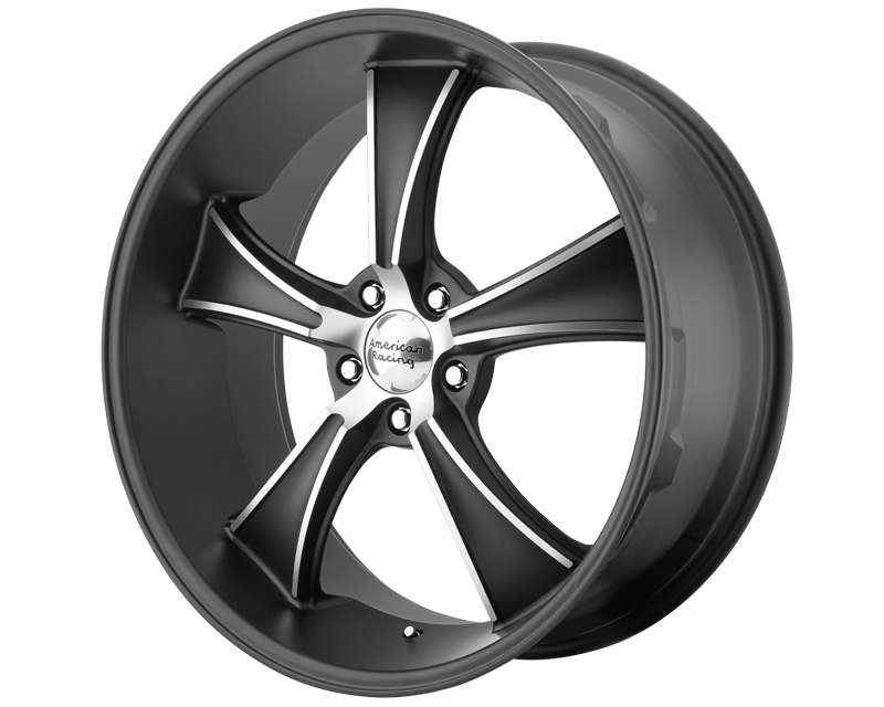 Image of American Racing Authentic Hot Rod BLVD Wheels 20x8.5 5x120.65