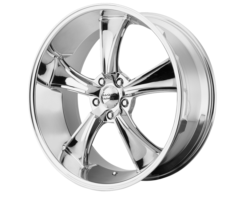 Image of American Racing Authentic Hot Rod BLVD Wheels 17x7 5x120.65
