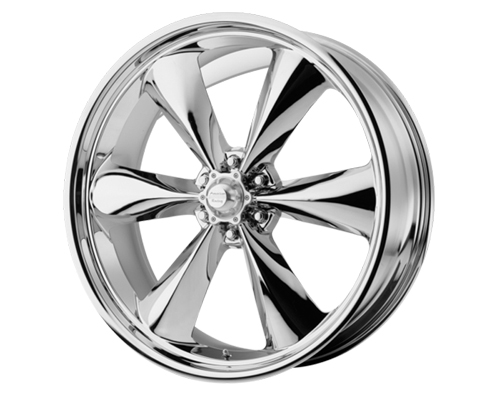 Image of American Racing Authentic Hot Rod Torq-Thrust ST Wheels 20x8.5 6x139.7 19
