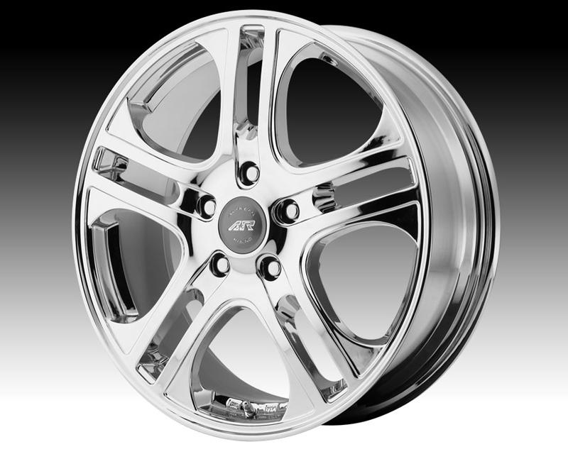 Image of American Racing Axl Wheels 15x6.5 5x114.3 40