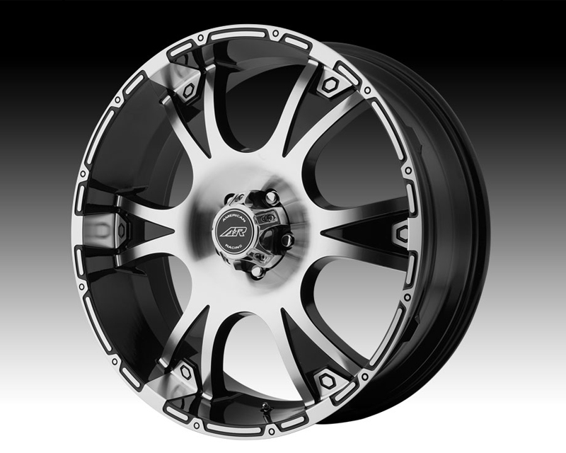 Image of American Racing Dagger Wheels 17x8 6x139.7 12