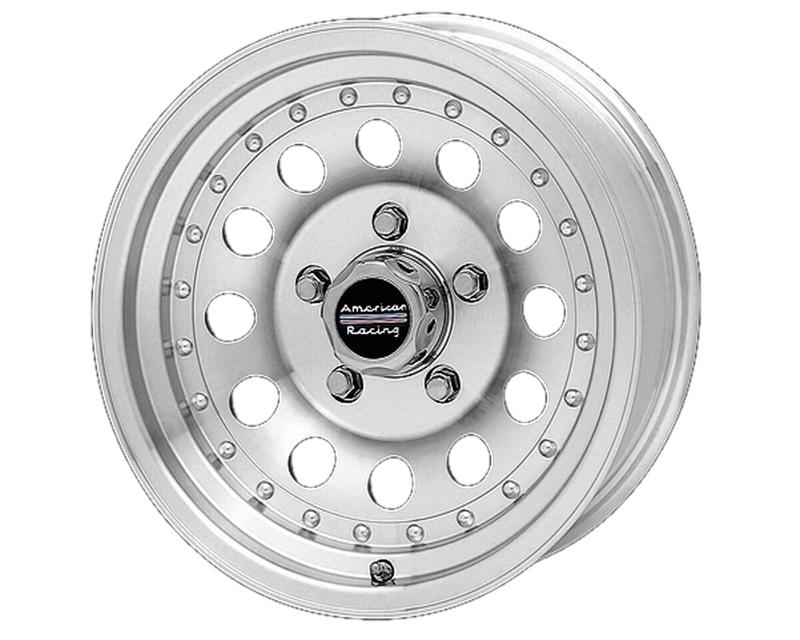 Image of American Racing Outlaw II Wheels 15x7 5x120.65 -6