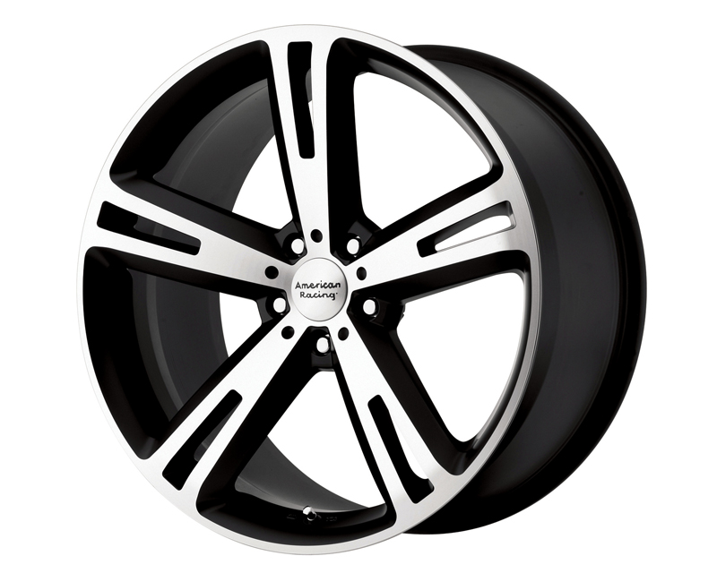 Image of American Racing Villain Wheels 18x8 5x112 40