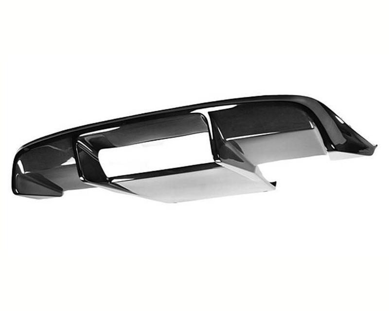 APR Carbon Fiber Rear Diffuser Chevrolet Corvette C6 ALL w/Coilover Suspension 05-13 - AB-286019