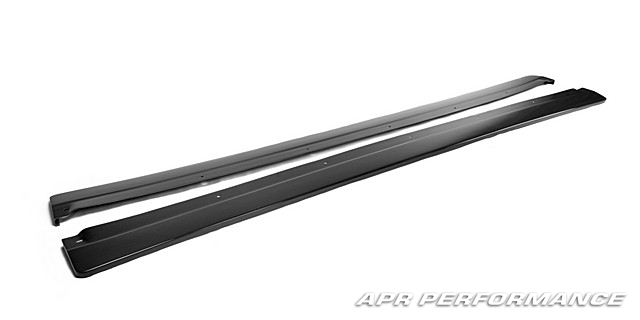 APR Side Skirts Rocker Extensions Hyundai Genesis 10-12 - FS-603408