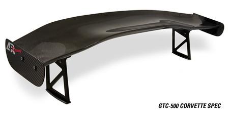APR GTC-500 Adjustable Wing Chevrolet Corvette C6 ALL 05-13 - AS-107056