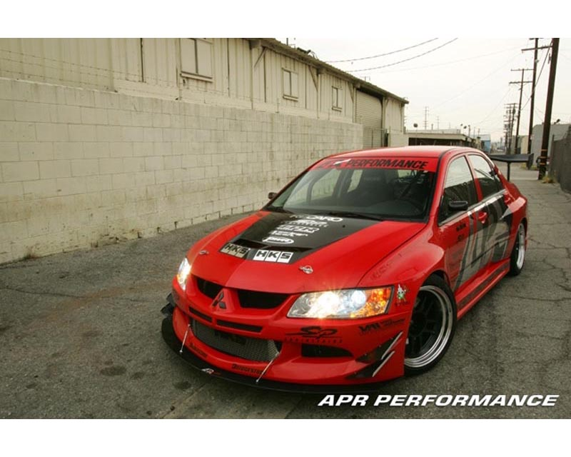 Evo Body Kits >> APR EVIL-R Wide Body Kit Mitsubishi EVO VIII IX 03-08