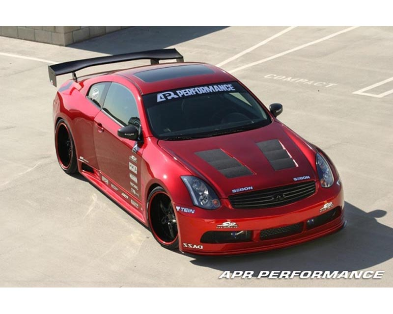 APR GTR35 Wide Body Kit Infiniti G35 Coupe 2003-2007 - AB-355000
