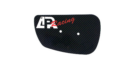 APR GTC-200 Carbon Wing Side Plates Universal - AA-100050