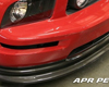 Image of APR Carbon Fiber Front Air Dam Lip Ford Mustang GT 05-09