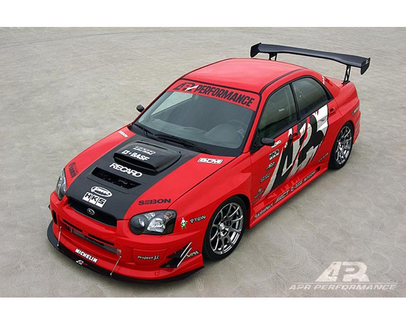 APR SS GT Wide Body Kit Subaru WRX STI 04-05 - AB-820500