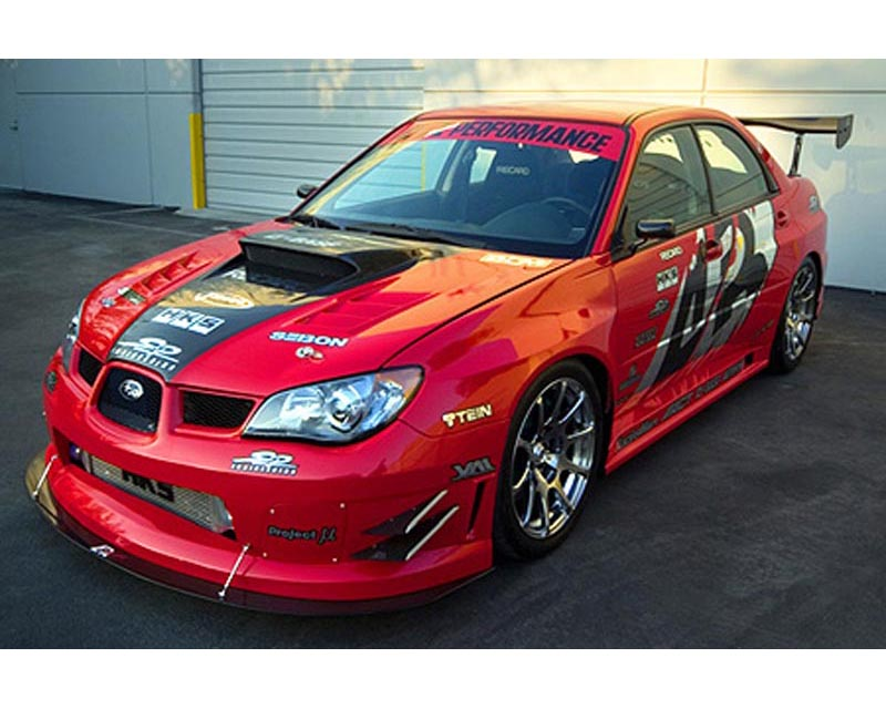 APR SS GT Wide Body Kit Subaru WRX STI 06-07 - AB-860600
