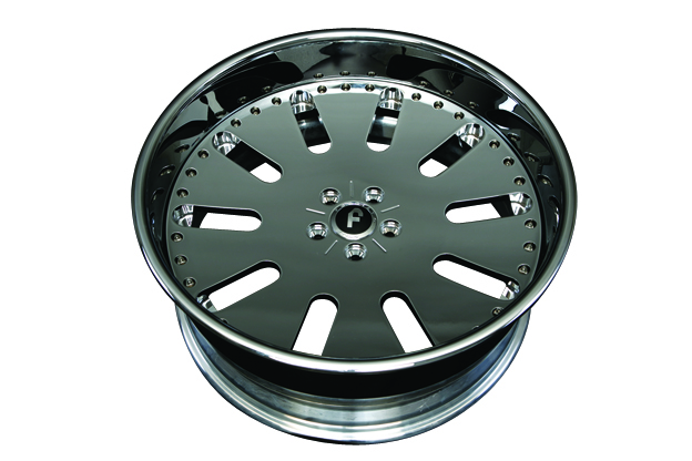 Forgiato Aresto 19x10.5 5x100 - FRG-ARE-1915-5100