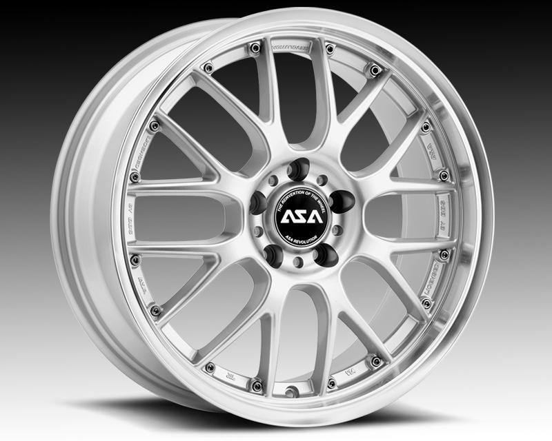 Image of ASA AR1 Wheels 16x7 5x114.3 40
