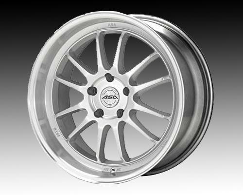 Image of ASA GT06 Wheels 17x8 5x100 48