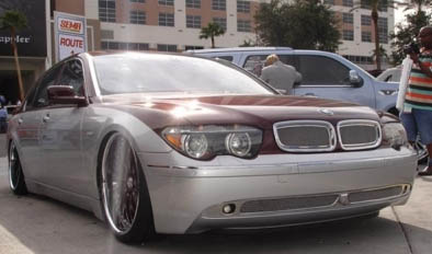 Asanti Mesh Grille Complete Kit BMW - 2006 bmw 745 for sale