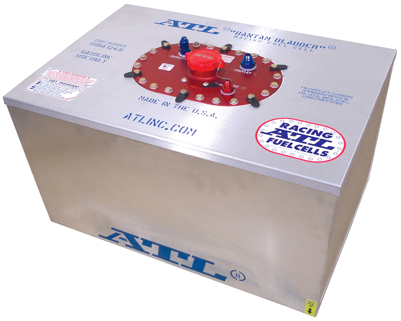 Image of ATL Racing Complete Bantam Fuel Cell Shoe Box 24 gal. 25x17x15 -8 Outlet