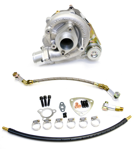 ATP Turbo 350hp GTRS Bolt-on Turbo Kit VW Passat 1.8T 97-04