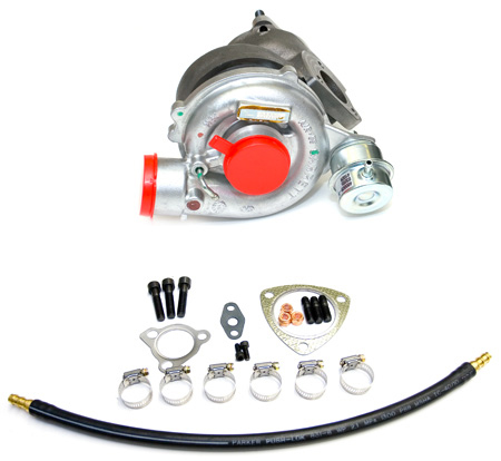 ATP Turbo 300hp GT2X  Bolt-on Turbo Kit Audi A4 1.8T 97-04