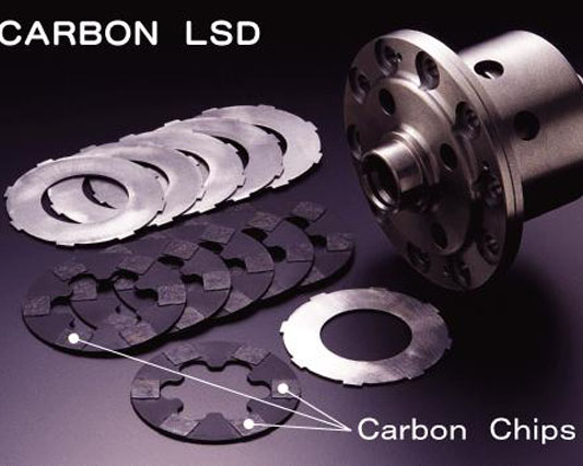 ATS Carbon 1.5 Way LSD Nissan 350Z 03-08 - CNRAB109150