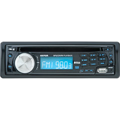 Image of Mp3 Compatible Cd Am Fm Recverfront Aux-in Usbsd