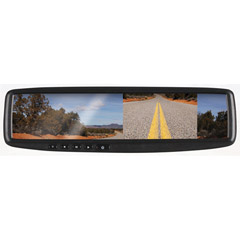 Image of Rearview Mirror With 4.3in Tftwith Back-up Camera