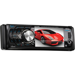 Image of Bluetth Double Din Dvd Receiver