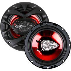 Image of Boss 6 5in 3-way Chaos Speakerspair Speakers Pair