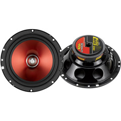 Image of 6 12in 2-way Component Speaker350w Max Power